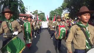 Maju Tak Gentar -Drum Band Dewan Sughli HW
