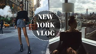 NEW YORK CITY VLOG | Nil Sani