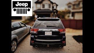 Loudest Jeep Grand Cherokee 5.7l Hemi (Straight pipe/H-Pipe)