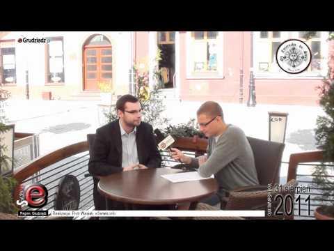 Wywiad z Łukaszem Mizerą kandydatem do sejmy SLD