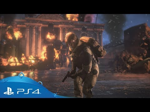 "Left Alive | ""Find a Way to Survive"" Gameplay Trailer"