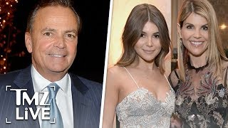 Lori Loughlin's Daughter Olivia Leaves Yacht of USC's Board of Trustees Chairman | TMZ Live
