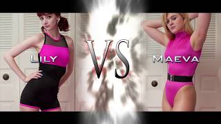 Maeva Vs Lily - Volume 1 Preview
