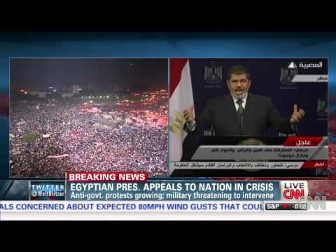 Showdown Egypt's Morsy Defies Military Ultimatum - Smashpipe People