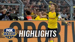 Borussia Dortmund vs. RB Leipzig | 2018-19 Bundesliga Highlights