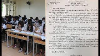 """Hà Nội: Đưa đề xuất """"Záo Zụk"""" của PGS.TS Bùi Hiền vào đề thi lớp 12"""