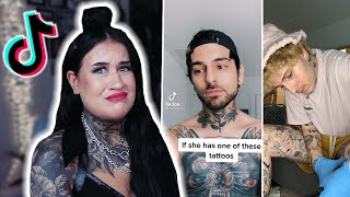 Tattoo Enthusiast Reacts To: Tattoo TikToks 6