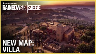 Rainbow Six Siege - New Map: Villa