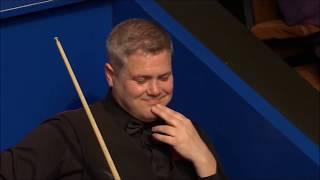 Khi cao thủ bida thế giới cũng đánh rùa - Lucky shots of Billiards