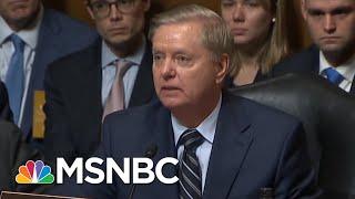 The Transformation Of Senator Lindsey Graham   Morning Joe   MSNBC