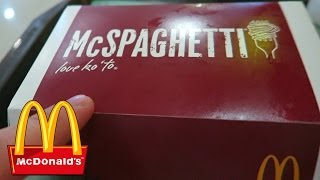 Top 5 Unusual Fast Foods Taste Test