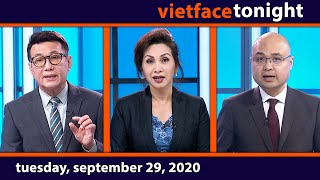 Vietface Tonight | Tuesday, September 29, 2020