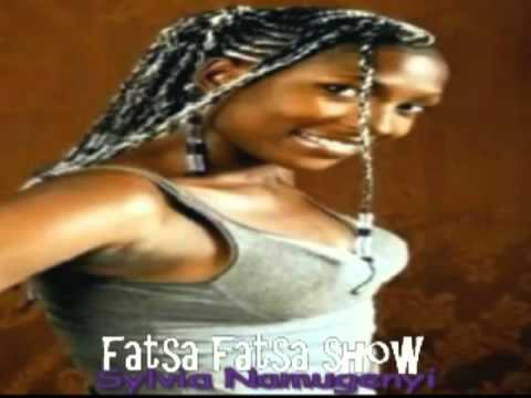 Sylvia Namugenyi presented by Kim Nicolaou on Fatsa Fatsa Show - Early Man