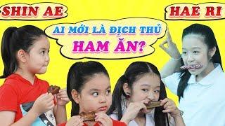 CUỘC CHIẾN BẤT PHÂN THẮNG BẠI! Giữa HAE RI và SHIN AE, ai mới đích thị là địch thủ HAM ĂN?   FAST TV