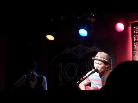 2011/07/30 回聲樂團Echo - 被溺愛的渴望 @小河岸