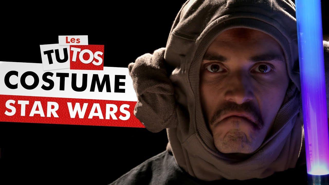 Comment se faire un costume Star Wars