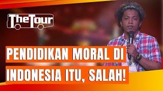 Stand Up Comedy Arie Kriting: Bagaimana Cara Menjadi Anak Baik? - THE TOUR