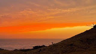 Relax music sunset on the sea Beethoven - YouTube