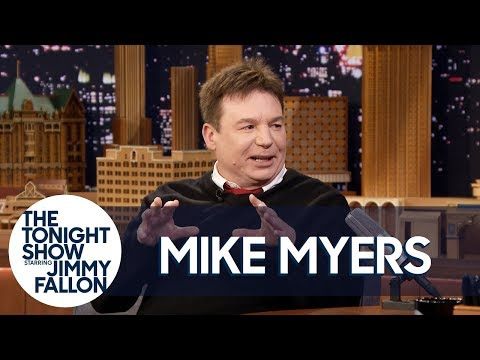 Margot Robbie Taught Mike Myers How to Day Drink and Shotgun Beers