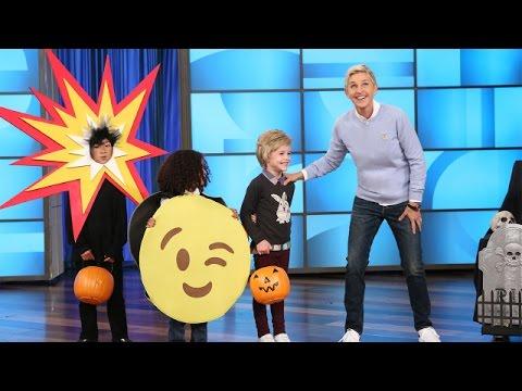 Ellen's Kid Costume Ideas