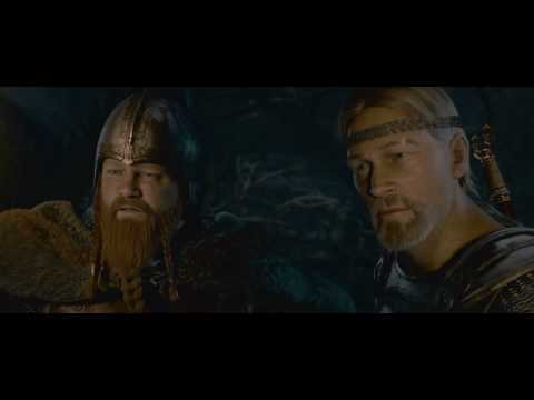 Beowulf similarities in movie and epic