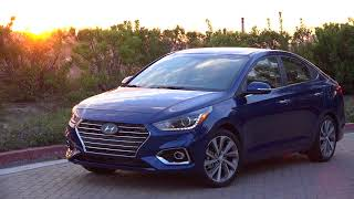 2018 Hyundai Accent 1/2 the price twice the car