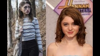 Natalia Dyer's shocking appearance change