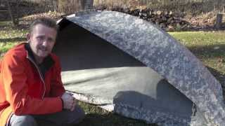 Improved Combat Shelter - ICS - Preview - The Outdoor Gear Review