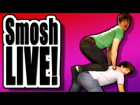 Baixar Smosh's Food Battle: THE GAME Live Stream Extravaganza!