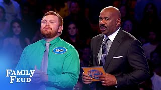 22 away from $20,000! One answer left!   Family Feud