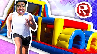 500+ LEVEL OBSTACLE COURSE! | Roblox