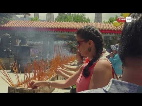 Globetrotting With Gul Panag- First Timers in Hong Kong
