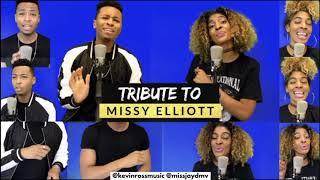 A Tribute to Missy Elliott @missjaydmv @kevinrossmusic