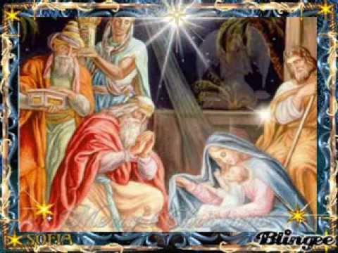 anunciando al Dios del cielo campanitas navideñas (subtitulado) cc