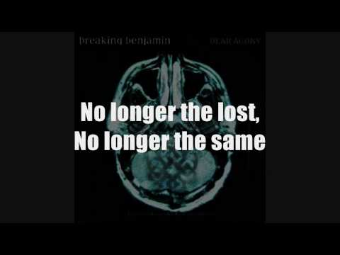 Breaking Benjamin- Give Me A Sign (Acoustic)