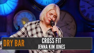 Properly doing Cross Fit the way it was intended to be, Jenna Kim Jones