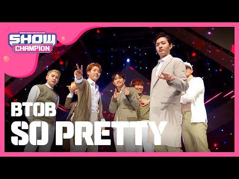 (Showchampion EP.181) BTOB - So pretty