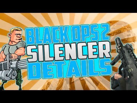 """Black Ops 2"" BEST ""Suppressor"" (Silencer) Tips - Is The Silencer Worth It (BO2 Multiplayer) - Smashpipe Games"