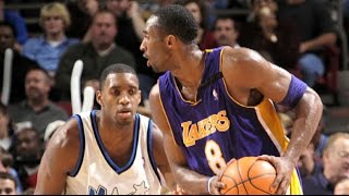 Kobe Bryant VS Tracy McGrady! Kobe 38 Points, T-Mac 38 Points | 11.27.02