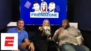 Tim Tebow gives passionate talk about his new book | SEC Nation: Friend Zone | ESPN