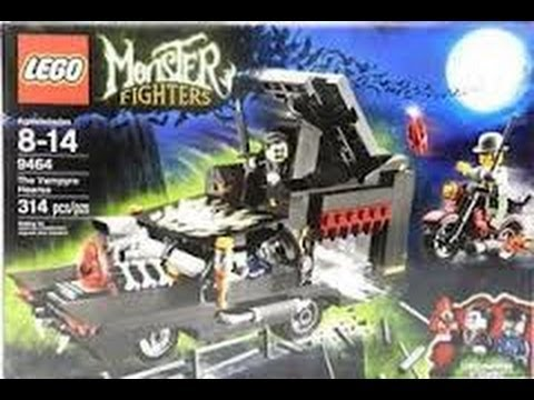 Vampyre Hearse Review The Vampyre Hearse Set