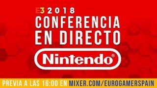 E3 2018: Conferencia Nintendo