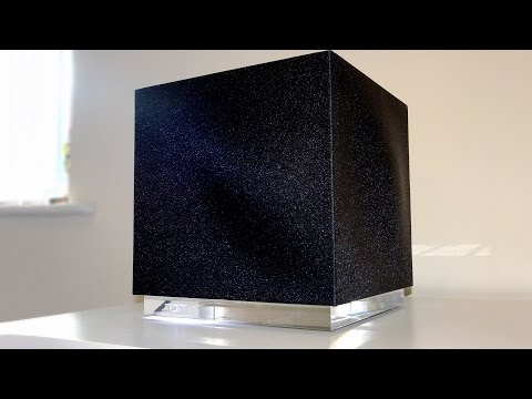 This gorgeous cubed speaker's sound is as big as it's price tag | Review