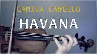 Camila Cabello - Havana for violin and piano (COVER)