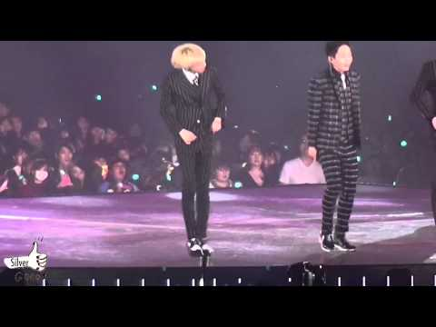 20150315 SHINee Tokyo Dome 「Your Number」Taemin focus