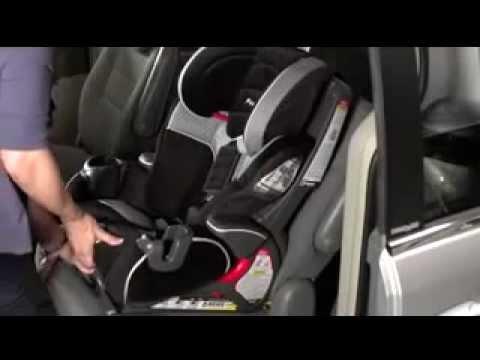 TrendZ FastBack 3-in-1 Car Seat