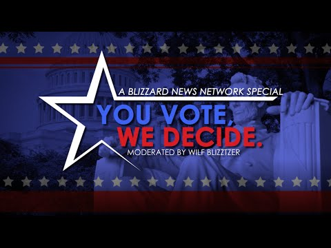 Blizzard Election 2016: The Great Debate!