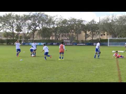 NSCAA/Kwik Goal Training Activity: Countdown