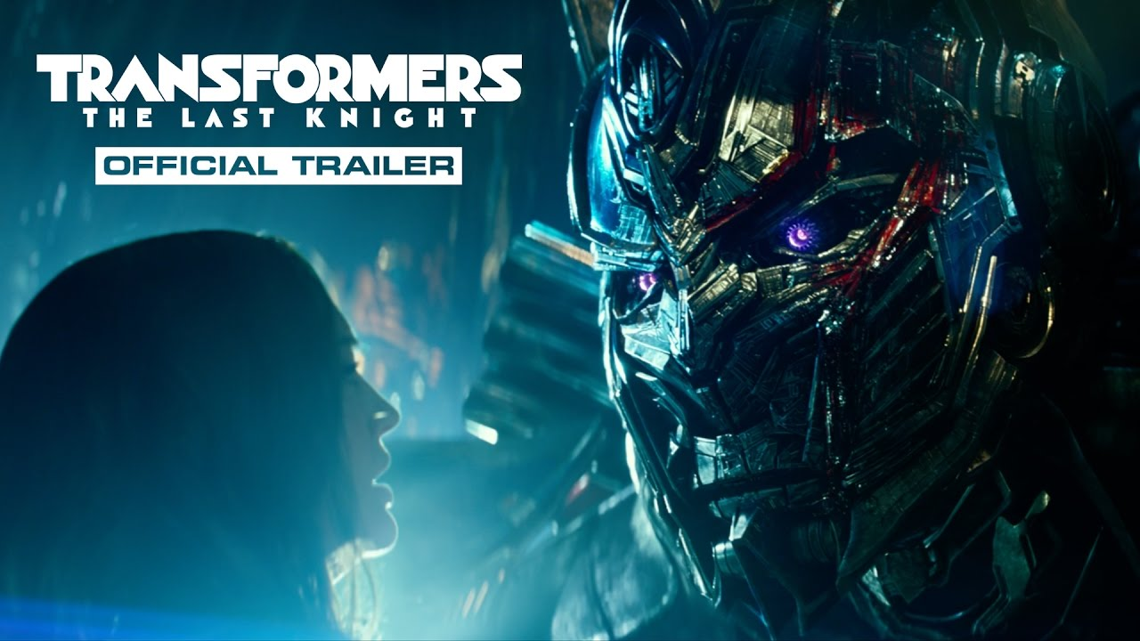 Trailer de Transformers: The Last Knight