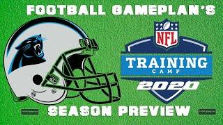 Football Gameplan's 2020 NFL Team Preview: Carolina Panthers